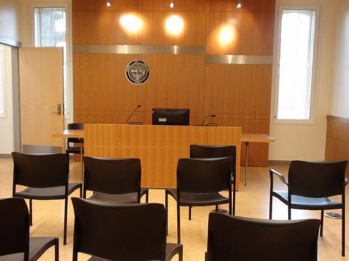 court room photo